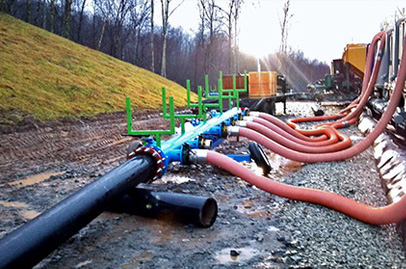 Complete Pumping Solution for the Oil, Gas, Fracking, Water Treatment Industries