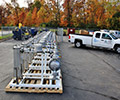 Custom Fabricated Skid Pumping Systems