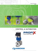 Profix Control Ball Valves