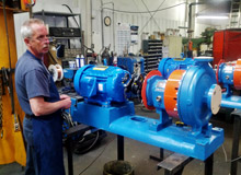 Industrial Pumping Systems